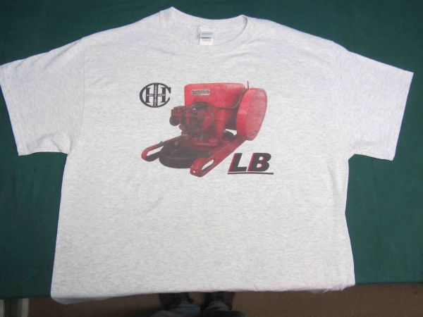 IHC LB ENGINE TEE SHIRT