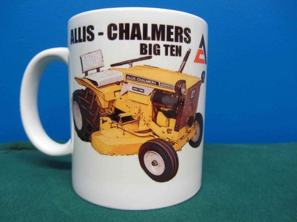 ALLIS CHALMERS BIG TEN COFFEE MUG