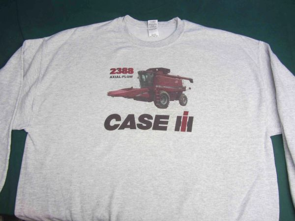 CASE IH 2388 SWEATSHIRT