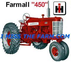 FARMALL 450 NF COFFEE MUG