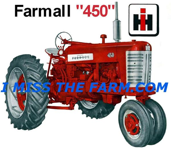 FARMALL 450 NF COFFEE MUG