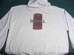 FARMALL GRILL HOODED SWEATSHIRT
