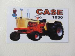 CASE 1030 Fridge/toolbox magnet