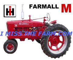 FARMALL M (image #2) HOODED SWEATSHIRT