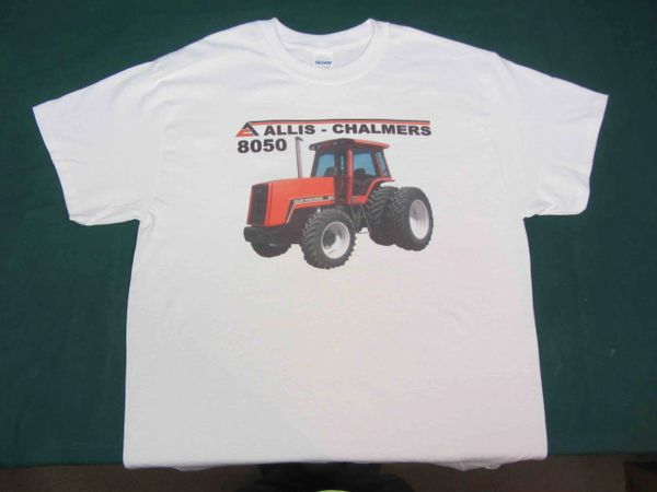 ALLIS CHALMERS 8050 4X4 TEE SHIRT