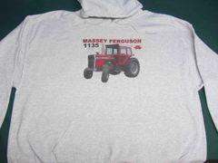 MASSEY FERGUSON 1135 Hooded sweatshirt