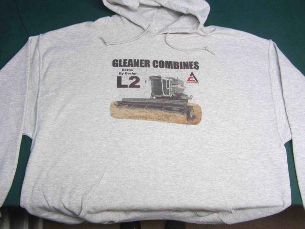 GLEANER L2 HOODED SWEATSHIRT