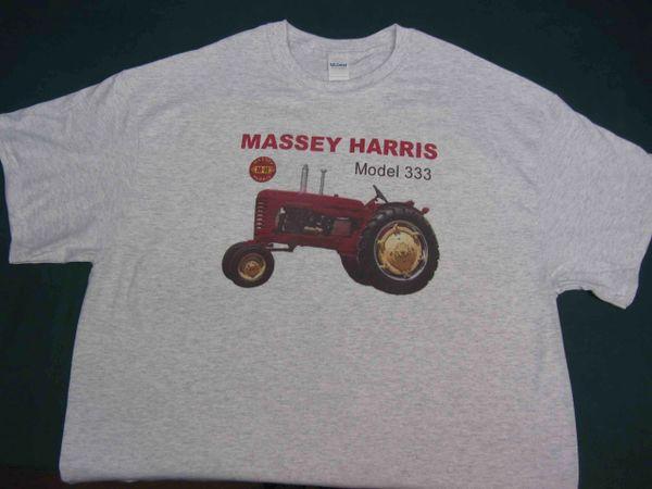 MASSEY HARRIS 333 TEE SHIRT