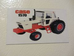 CASE 1570 Fridge/toolbox magnet