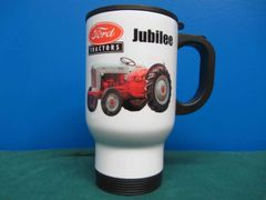 FORD JUBILEE TRAVEL MUG