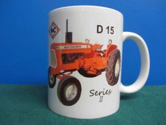 ALLIS CHALMERS D15 SERIES II COFFEE MUG