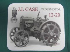 CASE 12-20 CROSSMOTOR MOUSEPAD