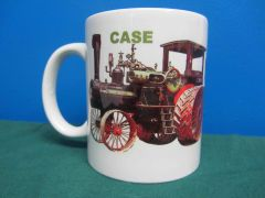 CASE 110 HP STEAMER COFFEE MUG