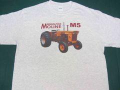 MINNEAPOLIS MOLINE M5 TEE SHIRT