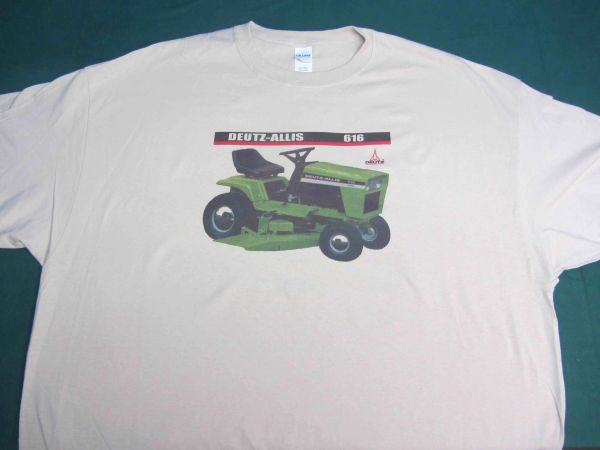 DEUTZ-ALLIS 616 TEE SHIRT