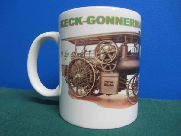 KECK GONNERMAN 19HP COFFEE MUG