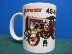 AVERY 45-65 COFFEE MUG