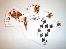 Diminishing Cards - Jumbo