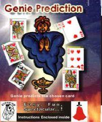 Genie Prediction (Poker Size)