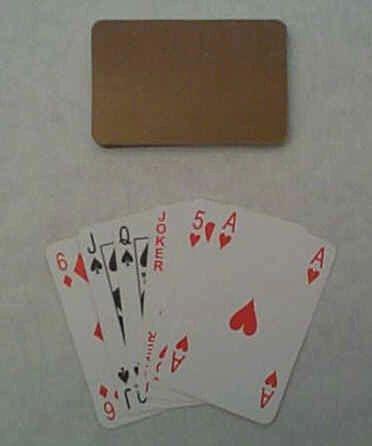 Manipulation Card