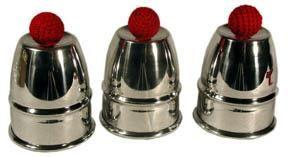 Cups & Balls - Aluminium