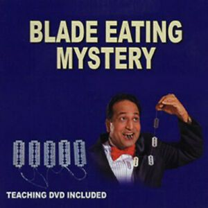 Blade Eating Mystery