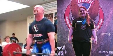 Jaycee Cooper and USA Powerlifting meet for mediation in Human Rights complaint