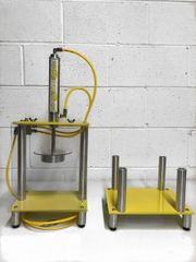 NEW Model Smasher with Sharkstooth Puck with Wedger Stand for Wedger/Slicer