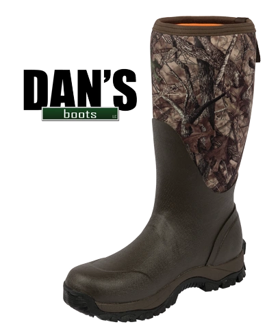 Dan's Tree Frogger Boot