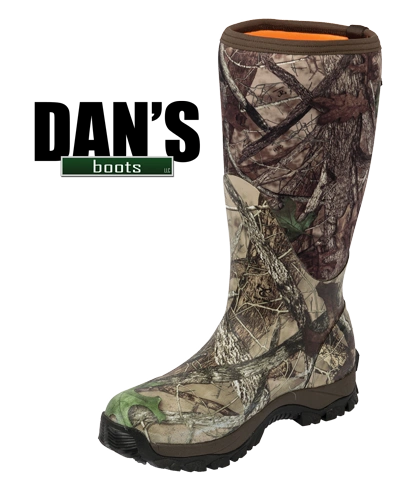 Dan's Tree Frog Plus Boot
