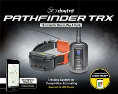 Pathfinder TRX no-stimulation (UKC Approved)