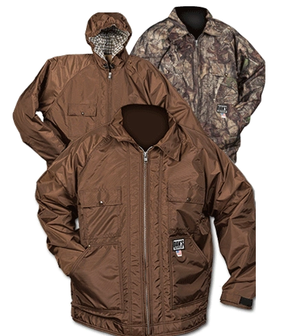 DAN'S SPORTSMAN'S CHOICE COAT