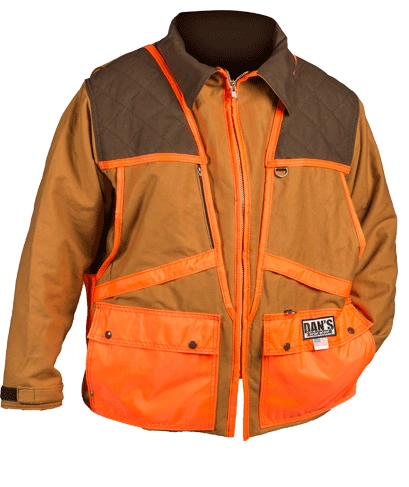 DAN'S UPLAND GAME COAT