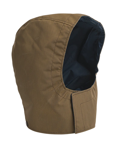 DAN'S DETACHABLE WATERPROOF RUGGED WEAR HOOD