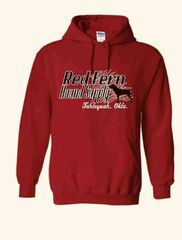 Red Fern Hoodie- Pre Order thru Dec 6th