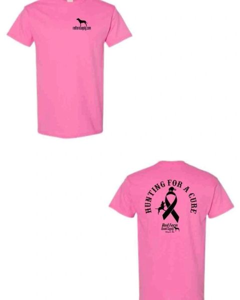 """Hunting for a Cure"" T-Shirt"