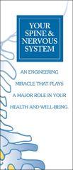 Your Spine and Nervous System Brochure (MULTIBUY) (200 Brochures)