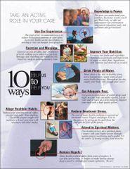 10 Ways Report Insert (50 A4 Sheets)