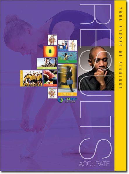 CLA Core Score Folder (50 Folders)