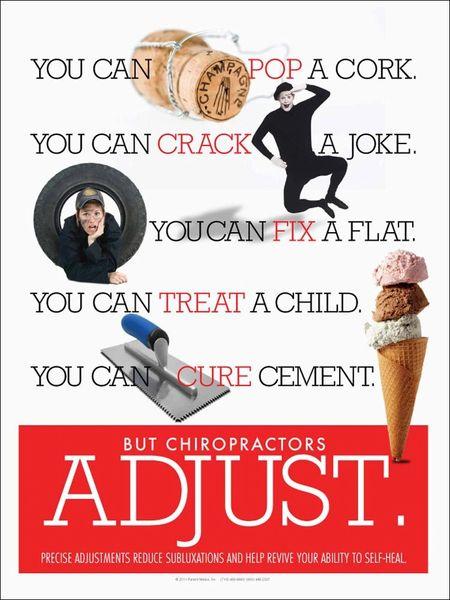 """Pop Crack Fix Poster (18"""" x 24"""")"""