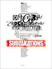 "Subluxation Poster (18"" x 24"")"