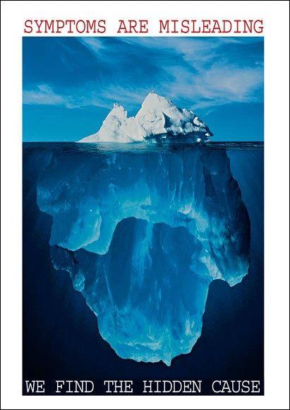 Iceberg Postcard (1 x FREE* SAMPLE)