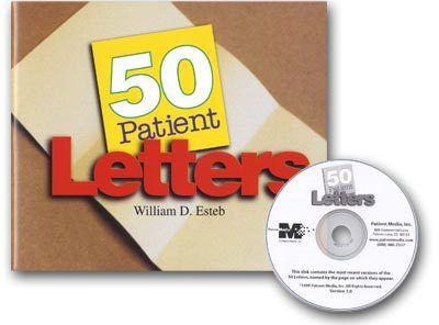 50 Patient Letters