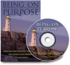 Being on Purpose CD