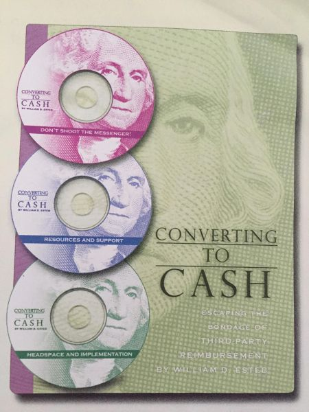 Converting to Cash (2 CD's & 1 DVD)