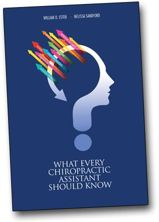 What Every Chiropractic Assistant Should Know Booklet (WECASK)