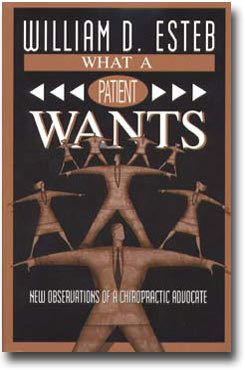 What A Patient Wants Book