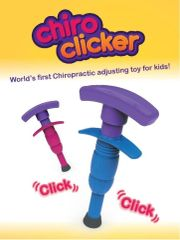 Chiro-Clicker (Box of 10) (New Colour Combo AND New Lower Price!)