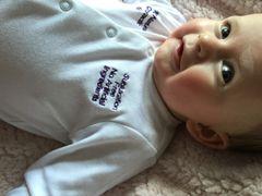 Chiropractic Baby Grow