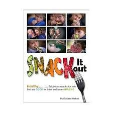 Snack It Out by Donalee Halkett (48 Pages)